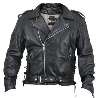 "Мужская куртка ""косуха"" Xelement XS-5890"