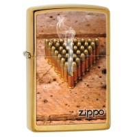 Зажигалка Zippo (Зиппо) 28674 Smoking Bullets